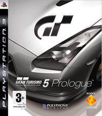 Portada oficial de Gran Turismo 5 Prologue para PS3