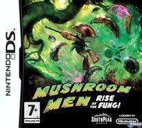 Portada oficial de Mushroom Men: Rise of the Fung para NDS