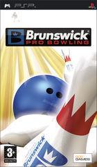 Portada oficial de Brunswick Pro Bowling para PSP