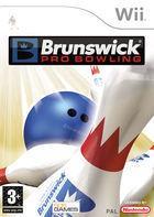 Portada oficial de Brunswick Pro Bowling para Wii