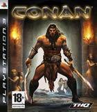 Portada oficial de Conan para PS3