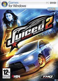 Portada oficial de Juiced 2: Hot Import Nights para PC