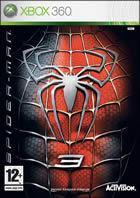 Portada oficial de Spider-Man 3 para Xbox 360