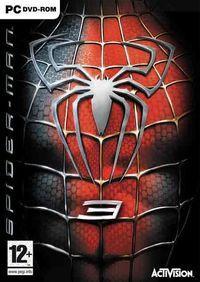 Portada oficial de Spider-Man 3 para PC