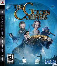 Portada oficial de The Golden Compass - Northern Lights para PS3