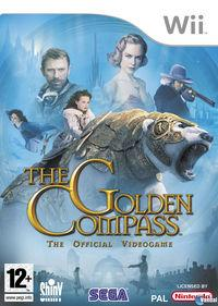 Portada oficial de The Golden Compass - Northern Lights para Wii