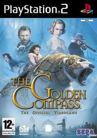 Portada oficial de The Golden Compass - Northern Lights para PS2