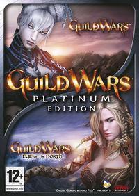 Portada oficial de Guild Wars: Eye Of The North para PC