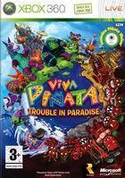 Portada oficial de Viva Pi�ata: Trouble in Paradise para Xbox 360