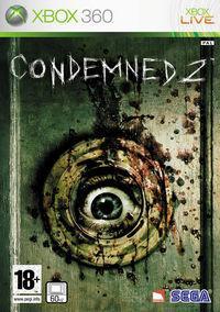 Portada oficial de Condemned 2 para Xbox 360