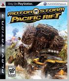 Portada oficial de Motorstorm: Pacific Rift para PS3