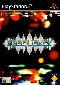 Portada oficial de Frequency para PS2