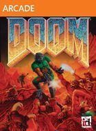 Portada oficial de Doom (1993) XBLA para Xbox 360