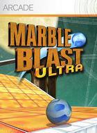 Portada oficial de Marble Blast Ultra XBLA para Xbox 360