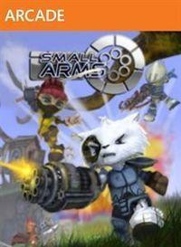 Portada oficial de Small Arms XBLA para Xbox 360