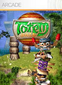Portada oficial de TotemBall XBLA para Xbox 360