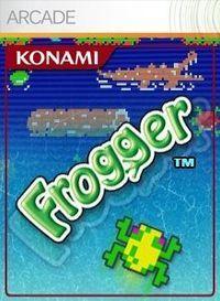 Portada oficial de Frogger XBLA para Xbox 360