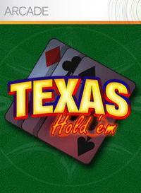 Portada oficial de Texas Hold 'em XBLA para Xbox 360