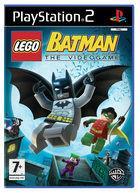 Portada oficial de Lego Batman para PS2