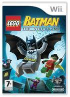 Portada oficial de Lego Batman para Wii