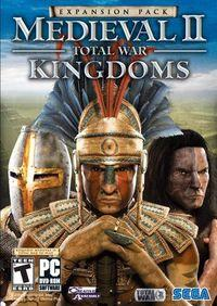 Portada oficial de Medieval II: Total War Kingdoms para PC