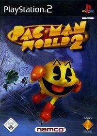 Portada oficial de Pac-Man World 2 para PS2