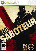 Portada oficial de The Saboteur para Xbox 360