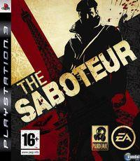 Portada oficial de The Saboteur para PS3