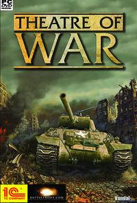 Portada oficial de Theatre of War para PC