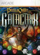 Portada oficial de Puzzle Quest Galactrix XBLA para Xbox 360