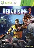 Portada oficial de Dead Rising 2 para Xbox 360