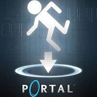 Portada oficial de Portal para Xbox 360