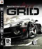Portada oficial de Race Driver: GRID para PS3