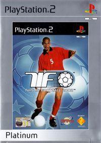 Portada oficial de Esto es Fútbol 2002 para PS2