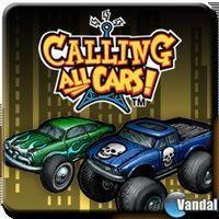 Portada oficial de Calling all Cars PSN para PS3