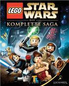 Portada oficial de LEGO Star Wars: The Complete Saga para Wii