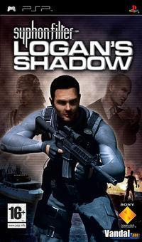 Portada oficial de Syphon Filter Logan's Shadow para PSP