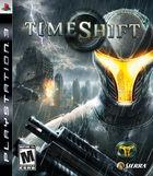 Portada oficial de Timeshift para PS3