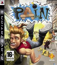 Portada oficial de Pain PSN para PS3