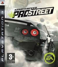 Portada oficial de Need for Speed ProStreet para PS3