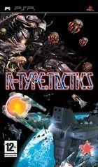 Portada oficial de R-Type Tactics para PSP