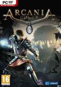 Portada oficial de Arcania: Gothic 4 para PC