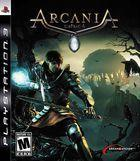 Portada oficial de Arcania: Gothic 4 para PS3