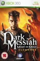 Portada oficial de Dark Messiah of Might And Magic Elements para Xbox 360