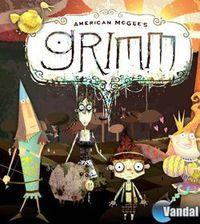 Portada oficial de American McGee's Grimm para PC