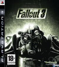 Portada oficial de Fallout 3 para PS3