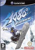 Portada oficial de 1080 Avalanche para GameCube