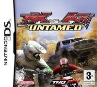 Portada oficial de MX vs ATV Untamed para NDS