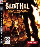 Portada oficial de Silent Hill: Homecoming para PS3