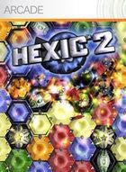 Portada oficial de Hexic 2 XBLA para Xbox 360